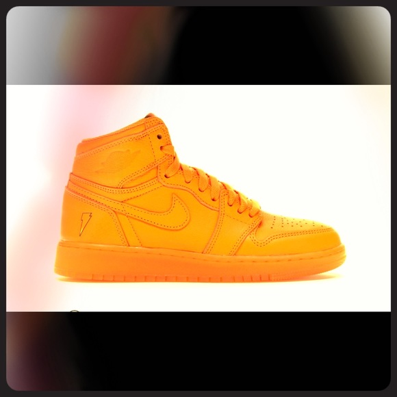 gatorade shoes orange